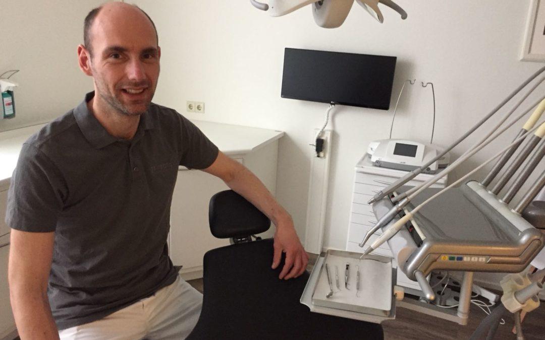 Nieuwe parodontoloog